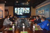 南宁市农业农村局新型冠状病毒感染肺炎疫情防控工作领导小组开展专题调研