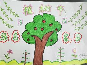2020年植树节手抄报合集 适合低年级小学生的植树节手抄报