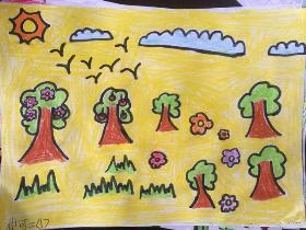 2020年适合低年级小学生的植树节手抄报大全 Tree Planting Day