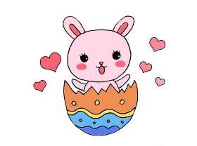 2020年复活节手抄报 Happy Easter Day