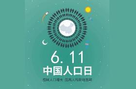 2020年中国人口日简笔画图片 中国人口日是为了唤起人们对人口问题的高度关注而设定的
